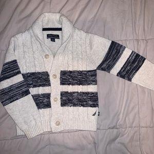 Boys Nautica cardigan/sweater 3T fit